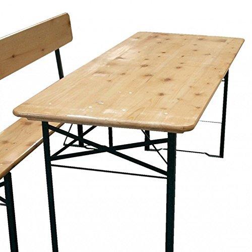 bierzeltgarnitur 3 teilige sitzgruppe bierzeltgarnitur mit. Black Bedroom Furniture Sets. Home Design Ideas